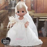 Precious Moments® Personalized Bride Doll- Blonde - 11674-BL