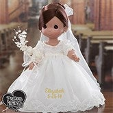 Precious Moments® Personalized Bride Doll- Auburn - 11674-BR