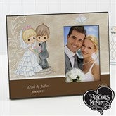 Precious Moments® Personalized Wedding Photo Frame - 11679