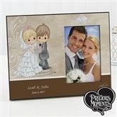 Precious Moments® Personalized Wedding Photo Frame - 11679