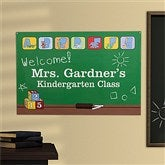 Teacher's Little Learners Personalized Poster- 24
