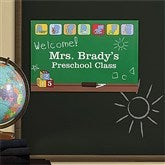 Teacher's Little Learners Personalized Poster - 12