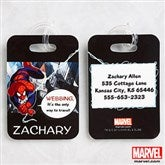 Ultimate Spider-Man® Personalized Luggage Tag Set - 11770