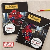 Ultimate Spider-Man® Personalized Notebooks-Set of 2 - 11779
