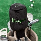 Embroidered Golf Club Cover For Her- Name - 11784-N