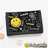 SmileyWorld® Personalized Wallet - 11818
