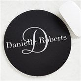 Classic Monogram Personalized Mouse Pad - 11822