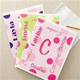 That's My Name Personalized Folders For Girls - Set of 2 - 11851