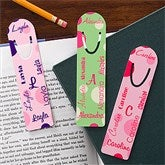 That's My Name Personalized Bookmark Set for Girls - 11853
