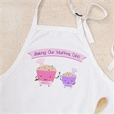 Baking With Mommy Personalized Apron- Adult - 11855-A