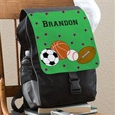 You Choose Boys Personalized Backpack - 11962