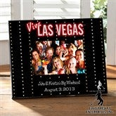Elvis Viva Las Vegas™ Personalized Photo Frame - 11990
