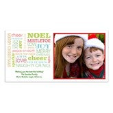 All About Christmas Digital Photo Postcards - 11996