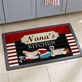 Family Bistro Personalized Kitchen Mat- 20x35 - 12005-M