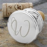 Initial Impressions Personalized Bottle Stopper - 12006