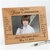 Remember This Day Personalized Frame- 4 x 6 - 1202