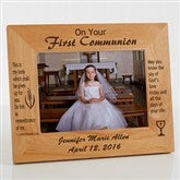 Remember This Day Personalized Frame- 5 x 7 - 1202-M