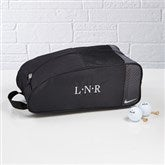 Nike® Personalized Golf Shoe Bag-Monogram - 12026-M