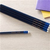 Personalized Blue 12pc Pencil Set - 12029