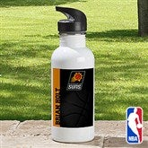NBA Personalized Water Bottle - 12045