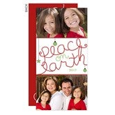 Peace on Earth Digital Photo Postcards - 12056