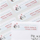 Warm & Cozy Return Address Labels - 12061