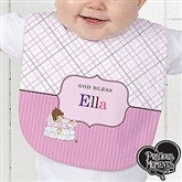 Precious Moments® Christening Baby Bib - 12070-B