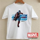 The Avengers® Youth White T-Shirt - 12090-YWT