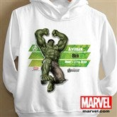 The Avengers® Youth White Sweashirt - 12090-YWS