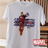 The Avengers® Adult White T-Shirt - 12090-AWT