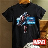 The Avengers® Youth Black T-Shirt - 12090-YBT