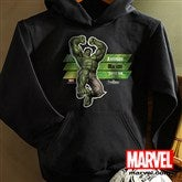 The Avengers® Youth Black Sweatshirt - 12090-YBS