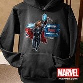 The Avengers® Adult Black Sweatshirt - 12090-ABS