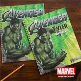 The Avengers® Personalized Notebooks-Set of 2 - 12096