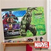 The Avengers® Personalized Poster - 24
