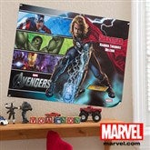 The Avengers® Personalized Poster - 18
