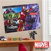 The Avengers® Personalized Poster - 12