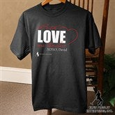Elvis Love Me Tender™ Adult T-Shirt - 12106-AT