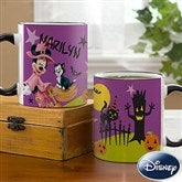 Disney® Personalized Minnie Mouse Halloween Coffee Mug - 12122