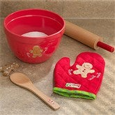 Gingerbread Kid's Baking 4pc Set - 12147
