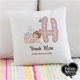 Precious Moments® Personalized Baby Throw Pillow - 12162