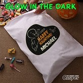 Casper® Personalized Glow-in-the-Dark Treat Sack - 12181