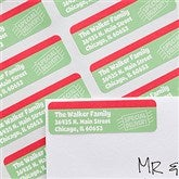 Special Delivery Christmas Return Address Labels - 12182