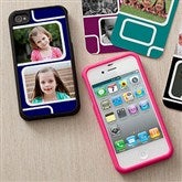 2 Photo iPhone 4/4s Cell Phone Insert - 12198-2E