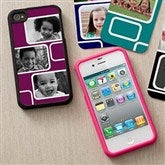 3 Photo iPhone 4/4s Cell Phone Insert - 12198-3E