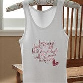 Love Life Personalized Ladies Tank - 12202-T