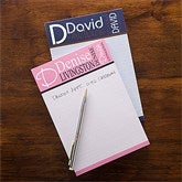 Personally Yours Personalized Notepad - 12208