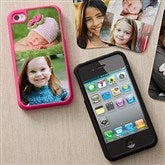 2 Photo iPhone 4/4s Cell Phone Insert - 12259-2E