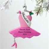 Ballerina© Personalized Ballet Ornament