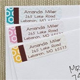 Her Design Return Address Labels - 12291